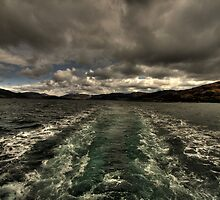 Looking Back to Skye by Drodbar