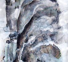 Misty Mountains No.2 by Ava McNamee