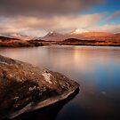 Black Mount from Loch Ba by David Mould
