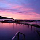 Sunrise - Malabar Baths by Mark  Lucey