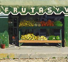 Frutas Y by Michael Ward