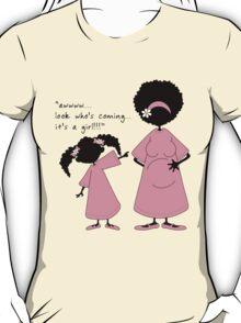 "Sister ~ Sister  ""Look Who's Coming"" (girl) T-Shirt"