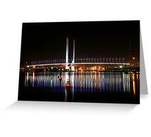 BOLTI BRIDGE Greeting Card