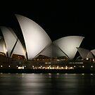 Opera House by Graham Schofield