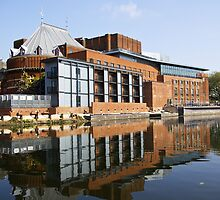 Royal Shakespeare theatre by Steve plowman