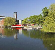 Stratford panorama by Steve plowman