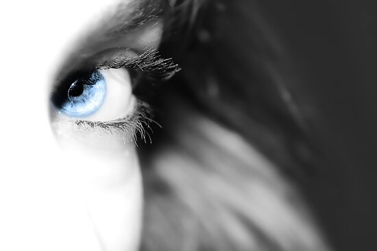 i see blue by Ingz