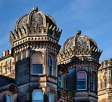 Edinburgh crowns. by Peter Ellison