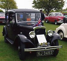 Austin 10/4 Saloon. (1934) by Brunoboy