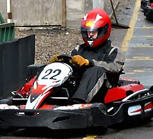 North East Air Ambulance Charity Go-Karting by michaelrstewart