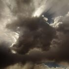 Storm Clouds in Arizona by OPTATIVE