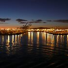 The Port of Long Beach, California by Jerome Petteys