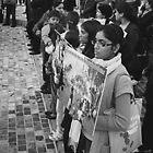 Demonstrators by Andrew  Makowiecki