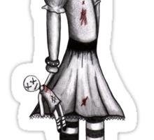 Evilynn Sticker