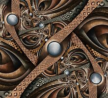 Orgy in textures by Jimpan1973