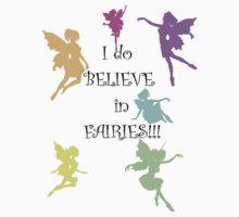 I do believe in Fairies...I do, I do!! (sticker) by DDLeach