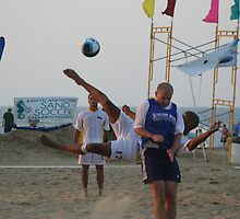 Sand Soccer Tournament by MartinLawrence