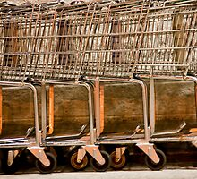 Carts & Wheels by phil decocco