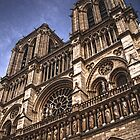 Notre Dame de Paris by Hilthart Krogh Pedersen