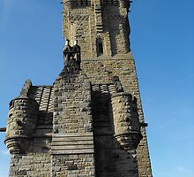 Wallace Monument, Stirling by ElsT