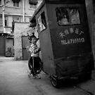 Beijing B&W IV by trbrg