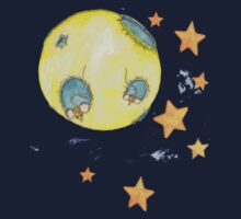 mischievous mice - mice in the moon  by Agnew & Roberts