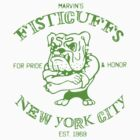 Fisticuffs Club NYC by edwardengland