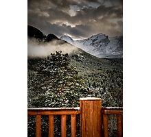 From the Deck!  Photographic Print