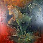 Spirit of Mustang by Farzali Babekhan