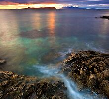 Scotland : Tranquil Tide by Angie Latham