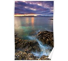 Scotland : Tranquil Tide Poster