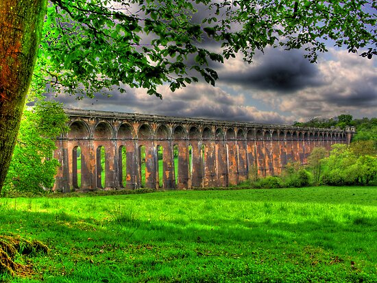 Balcombe Viaduct (Ouse Valley, West Sussex) - HDR 1 by Colin J Williams Photography