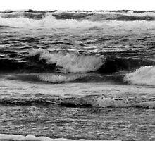 Sea moods are so diffrent by patjila