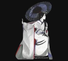 Memoirs of a Geisha Tshirt! by signaturelaurel