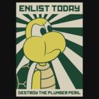 Enlist Today - full colour by FlamingDerps