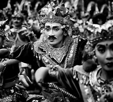 Balinese Dancers by RONI PHOTOGRAPHY