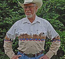 """Cowboy Pops"" by Gloria McAfee-Carver"