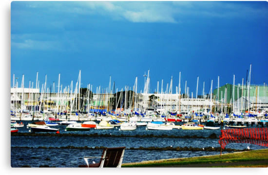 Safe Harbour - City of Williamstown - Along the Strand by EdsMum