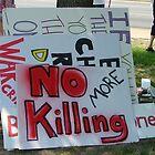 No More Killing by Lesley Rosenberg