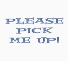 Pick Me Up by Betty Mackey