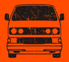 80s VW Camper by synaptyx