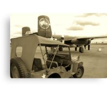 """""""Air Apaches"""" Canvas Print"""