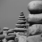 Pebble mini-tower, Bréheat by MitchHippie