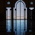 Hassan II Mosque window by bubblehex08