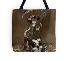 Girl 56 | Tarot Inspired Girl Tote Bag