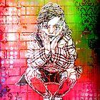 Banksy by Paula Bielnicka