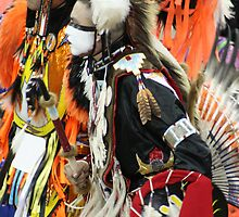 Blackfoot Fancy Dancer by Alyce Taylor