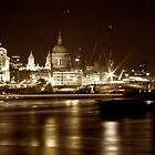 Old London Town by Sanj