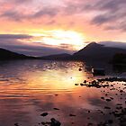 Sunset at Loch Assynt II by RFK C