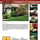 Majestic Manors Open House Flyer by Michelle Side